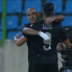 Khazri encore buteur contre la Guinée Equatoriale