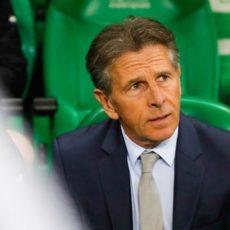 ASSE : Claude Puel se prononce sur le choc face au PSG