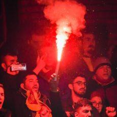 PSG : les supporters quittent le stade en soutien à l'ASSE