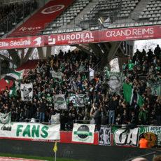 404 supporters des Verts à Reims