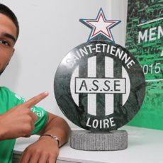 Oscar Garcia a entraîné le départ de ce prometteur attaquant des Verts