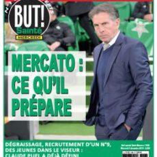 ASSE : encore des bonnes nouvelles pour Claude Puel ?