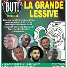 ASSE : Nîmes, mercato, incidents contre le PSG…c'était la conférence de Puel