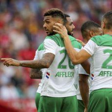 ASSE: Face au PSG, Bouanga a un compte à régler avec Marquinhos
