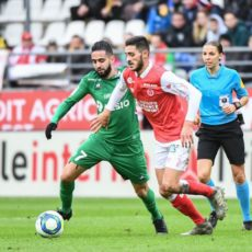 Reims – Saint-Etienne : L'album photo