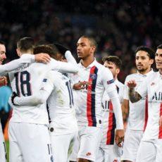 Six absents dans le groupe parisien, Neymar et Mbappé bien présents