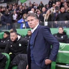 Ligue 1: RC Strasbourg – ASSE, les compos (Benkhedim remplace Bouanga)