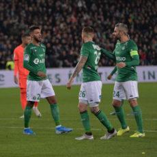 ASSE – PSG (0-4) : Bouanga et Perrin les meilleurs, Aholou le pire… les notes des Verts