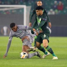 Ligue Europa: l'ASSE termine par une défaite à Wolfsburg (0-1)