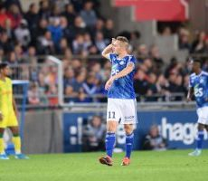 RC Strasbourg – ASSE: pourquoi Dimitri Liénard veut se montrer face aux Verts