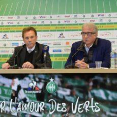 Les infos du jour: l'ASSE vaut désormais 150M€, le FC Nantes discute pour Simon