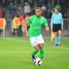 Saint-Etienne : Monnet-Paquet de retour à l'entraînement !