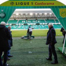 ASSE – Nantes : la toile s'enflamme pour le huis clos !