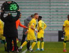 ASSE – FC Nantes (0-2) : Emond est enchanté par ses débuts prometteurs