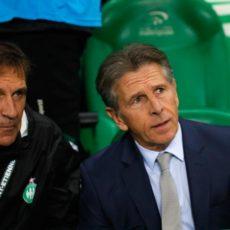ASSE – Nîmes (2-1) : Claude Puel met un joueur stéphanois à l'honneur