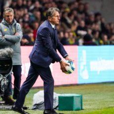Ligue 1: ASSE – FC Nantes, les compos (Emond sur le banc)