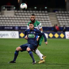 Résultats Coupe de France: l'ASSE en échec, le RC Strasbourg devant (mi-temps)