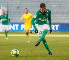 ASSE – FC Nantes (0-2) : Boudebouz et Khazri en souffrance, les notes des Verts