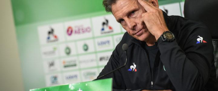 Puel : » Ce n'est pas parce qu'on est tombé sur Épinal que la Coupe de France devient un objectif.»
