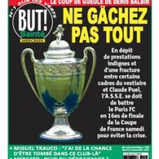 ASSE : le verdict sans concession de Robert Herbin après le FC Nantes