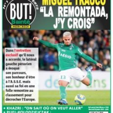 ASSE : l'invité surprise du Mercato des Verts s'illustre