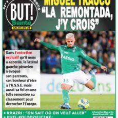 ASSE : l'annonce importante de Mathieu Debuchy pour la suite de sa carrière