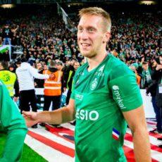 Les Verts confirment le départ de Robert Beric pour la MLS