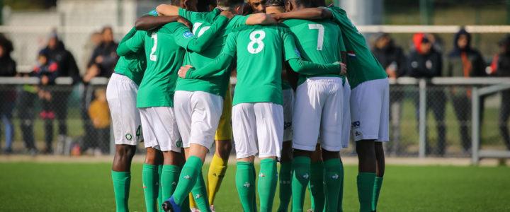 Le week-end de l'Etrat : Les U19 tombent de haut, les U17 perdent le derby