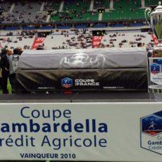 Gambardella : Saint-Etienne mène face à Ajaccio à la pause
