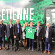 Le bus des Verts fait peau neuve!