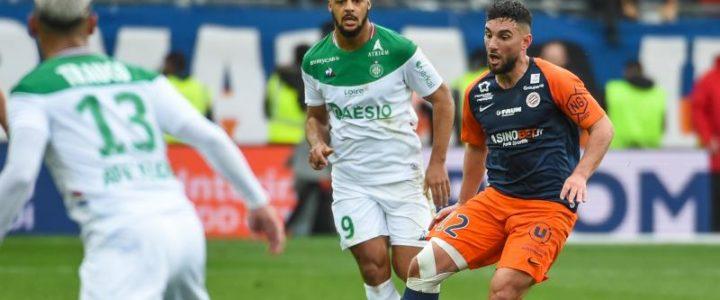 Montpellier – ASSE : la chute continue pour les Verts