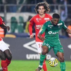 ASSE : Zaydou Youssouf, meilleur dribbleur d'Europe