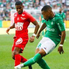 Brest-ASSE : les équipes officielles !