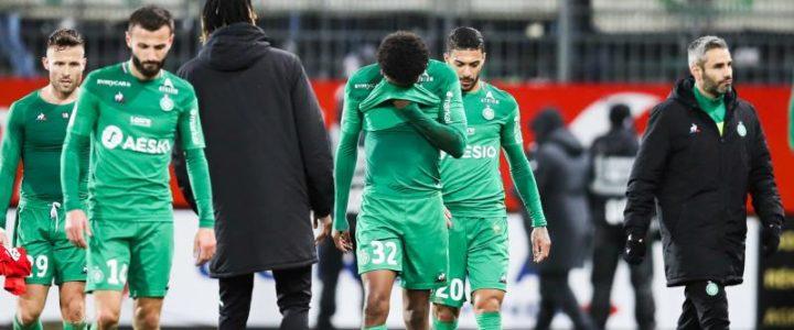 ASSE : grosse inquiétude pour Loïc Perrin !