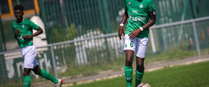 Pas d'Euro U17 pour le jeune Gourna-Douath