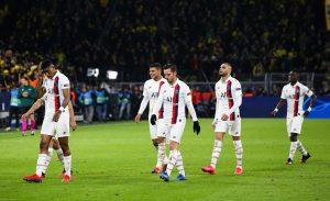 Les infos du jour : le PSG en pleine tourmente après Dortmund, le FC Barcelone s'enlise dans la crise