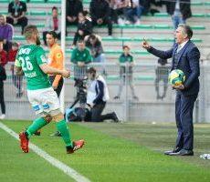 ASSE – Stade de Reims (1-1): penalty ou pas, Claude Puel refuse de polémiquer