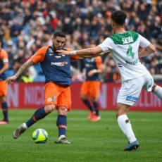 Résultat Ligue 1 : l'ASSE chute encore à Montpellier (0-1)