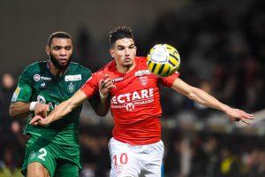 ASSE: Moukoudi est bien de retour pour la finale de Coupe de France!