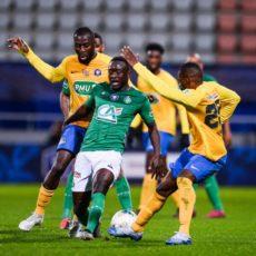 Résultat Coupe de France : l'ASSE écarte Epinal et rejoint le Stade Rennais (2-1)