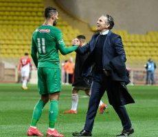 ASSE: Claude Puel félicite Bouanga et épargne ses autres attaquants
