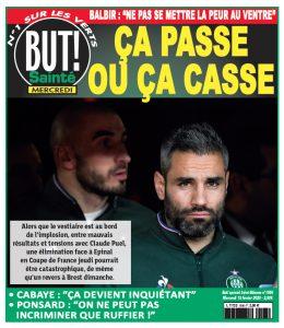 ASSE : nouvelle catastrophe pour Claude Puel et les Verts