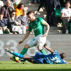 ASSE – Reims : L'album photo