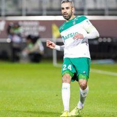 ASSE : Perrin reste optimiste pour les Verts !