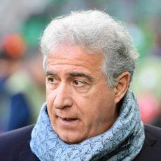 Bernard Caïazzo (Saint-Etienne) : «J'ai toujours été favorable à une reprise»