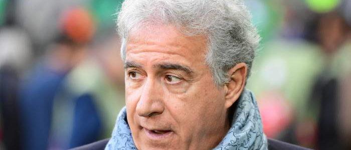 Bernard Caïazzo (ASSE) : «Nous, à l'AS Saint-Etienne, il est clair que nous souhaitons terminer le championnat»