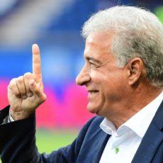 ASSE – Caïazzo : «Finir la saison, c'est la priorité des priorités»