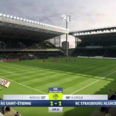 ASSE – Strasbourg : notre simulation FIFA 20