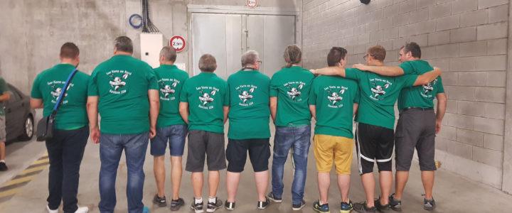 Le Tour de France des sections : les Verts en Nord