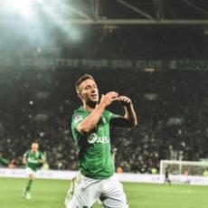 Beric : «Pour moi, Saint-Étienne est une famille, une deuxième maison. Je me sentais très lié au club»